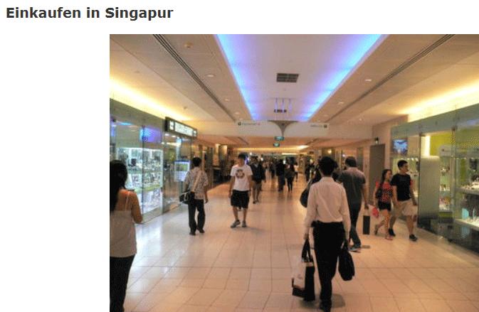 Was tun während der Datierung in singapore